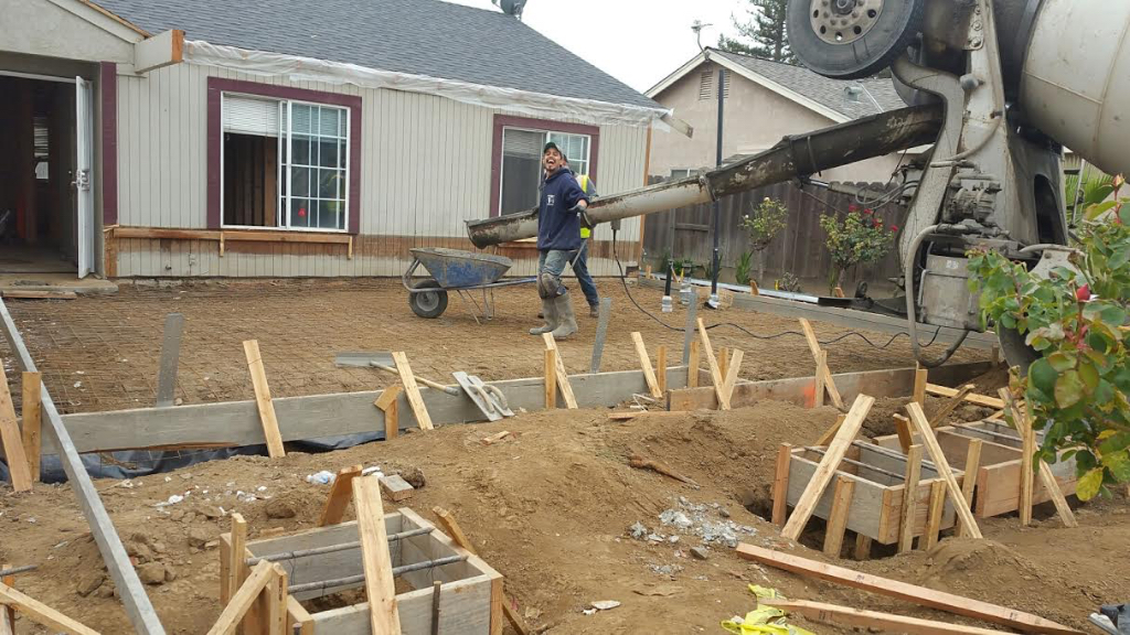 this is an image of hardscape contractor work in Sunnyvale