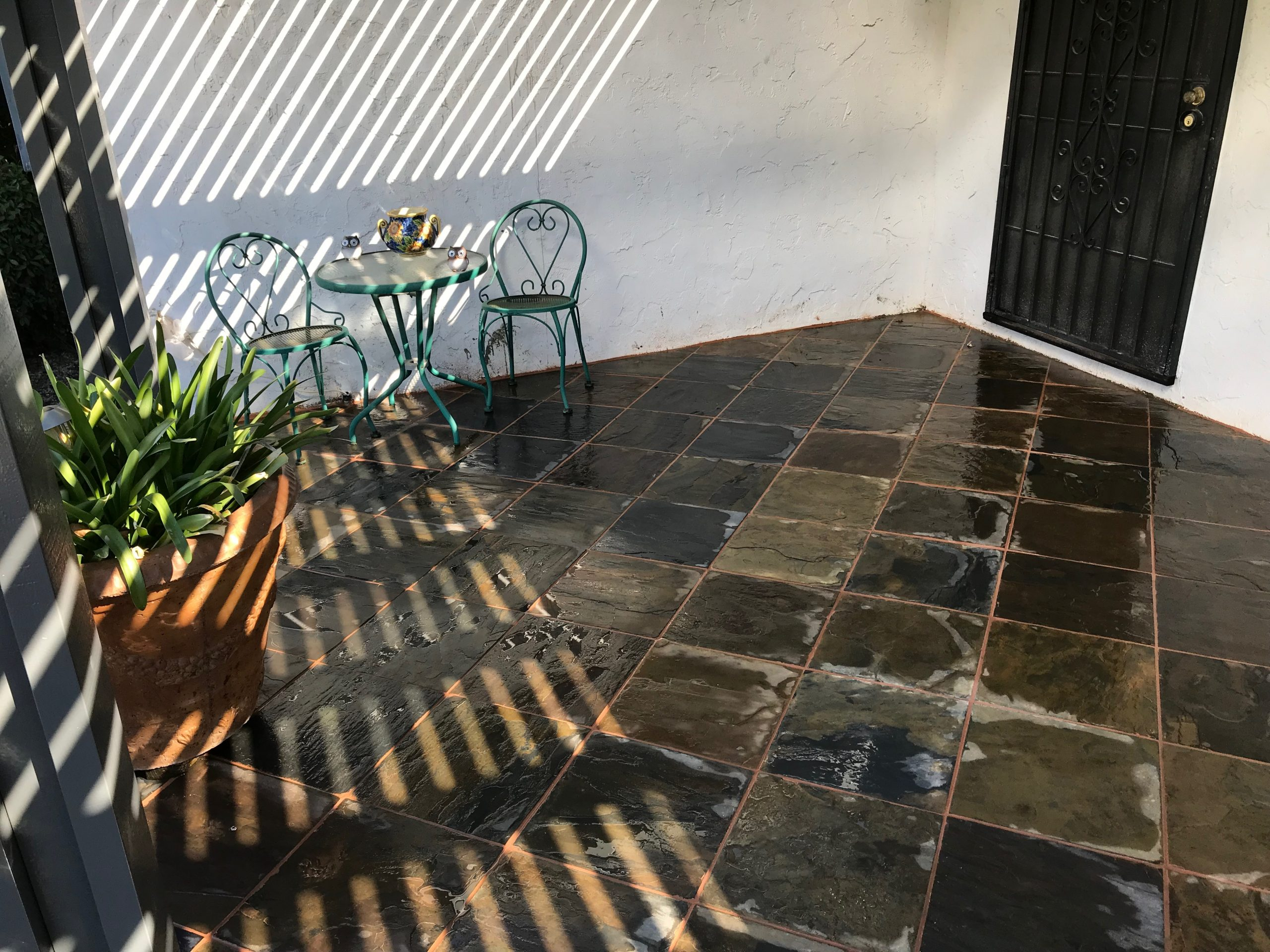 A picture of patio in Sunnyvale.